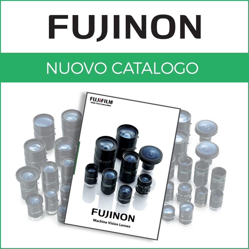 Nuovo catalogo Fujinon: ottiche Machine Vision