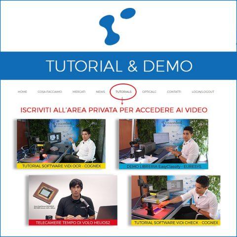 Video tutorial e demo tecniche