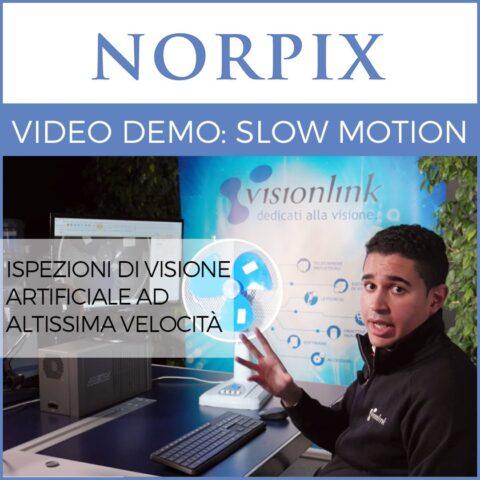 Video dimostrativo: come effettuare ispezioni di visione artificiale in slow motion