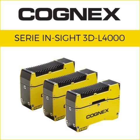 Nuova serie In-Sight 3D-L4000