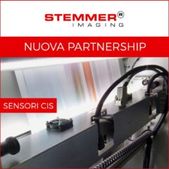 Nuova partnership commerciale: Mitsubishi by Stemmer Imaging